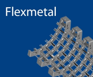 Flexmetal - Flexmesh - refractory anchors and armoury products